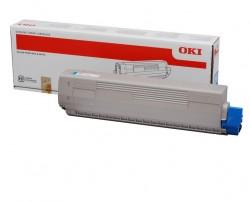 OKI - OKI 01101213 ORJİNAL SİYAH TONER