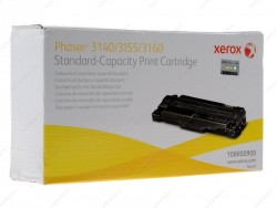 XEROX - XEROX 108R00908 ORJINAL SİYAH TONER STD.