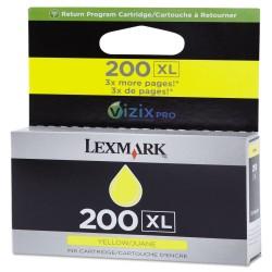 LEXMARK - LEXMARK 14L0177A ORJİNAL SARI KARTUŞ 220XL