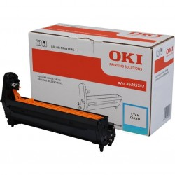 OKI - OKI 45395703 ORJİNAL MAVİ DRUM