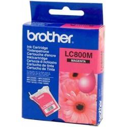 BROTHER - BROTHER LC800M ORJİNAL KIRMIZI KARTUŞ