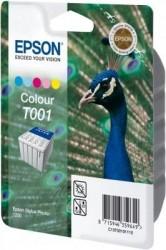 EPSON - EPSON C13T00101120 ORJİNAL RENKLİ KARTUŞ