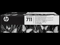 HP - HP C1Q10A ORJİNAL BASKI KAFASI NO:711
