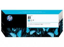 HP - HP C4931A ORJİNAL MAVİ KARTUŞ NO:81