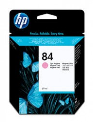 HP - HP C5018A ORJİNAL AÇIK KIRMIZI KARTUŞ NO:84
