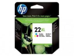 HP - HP C9352CE ORJİNAL RENKLİ KARTUŞ NO:22XL