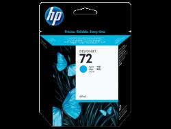 HP - HP C9398A ORJİNAL MAVİ KARTUŞ NO:72