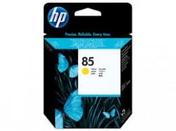 HP - HP C9422A ORJİNAL SARI KAFA KARTUŞ NO:85