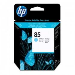 HP - HP C9423A ORJİNAL AÇIK MAVİ KAFA KARTUŞ NO:85
