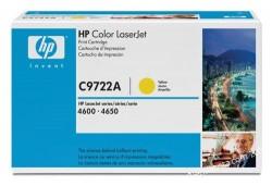 HP - HP C9722A ORJİNAL SARI TONER NO:641A