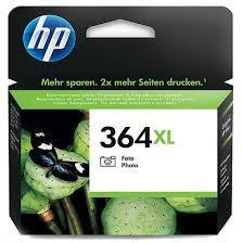 HP - HP CB322EE ORJİNAL PHOTO SİYAH KARTUŞ NO:364XL