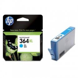 HP - HP CB323EE ORJİNAL MAVİ KARTUŞ NO:364XL