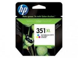 HP - HP CB338EE ORJİNAL RENKLİ KARTUŞ NO:351XL