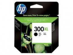 HP - HP CC641EE ORJİNAL SİYAH KARTUŞ NO:300XL