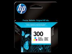 HP - HP 300 CC643EE Renkli Kartuş