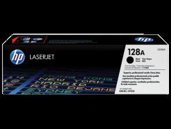 HP - HP CE320A ORJİNAL SİYAH TONER NO:128A