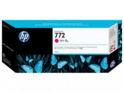 HP - HP CN629A ORJİNAL KIRMIZI KARTUŞ NO:772