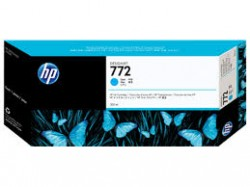 HP - HP CN636A ORJİNAL MAVİ KARTUŞ NO:772