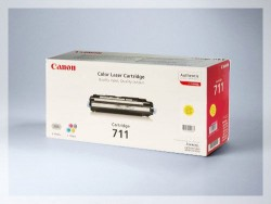 CANON - CANON CRG711Y ORJİNAL SARI TONER