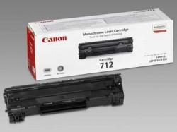 CANON - CANON CRG712 ORJİNAL SİYAH TONER