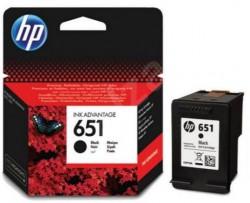 HP - HP C2P10AE ORJİNAL SİYAH KARTUŞ NO:651