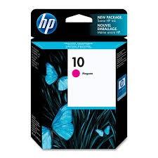 HP - HP C4843A ORJİNAL KIRMIZI KARTUŞ NO:10