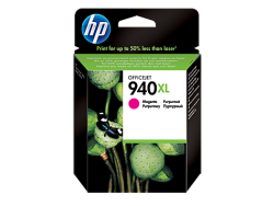 HP - HP 940XL C4908AE Kırmızı Kartuş