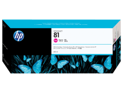 HP - HP C4932A ORJİNAL KIRMIZI KARTUŞ NO:81