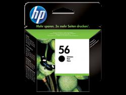 HP - HP C6656AE ORJİNAL SİYAH KARTUŞ NO:56