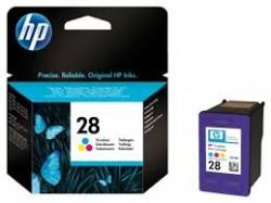 HP - HP C8728AE ORJİNAL RENKLİ KARTUŞ NO:28