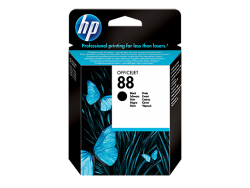 HP - HP C9385AE ORJİNAL SİYAH KARTUŞ NO:88