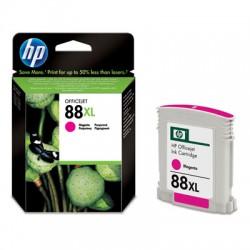 HP - HP C9392AE ORJİNAL KIRMIZI YÜK. KAP. KARTUŞ NO:88XL