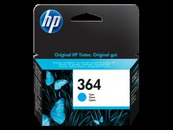 HP - HP CB318EE ORJİNAL MAVİ KARTUŞ NO:364