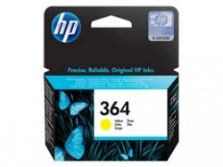HP - HP CB320EE ORJİNAL SARI KARTUŞ NO:364