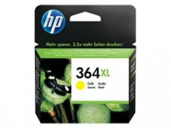 HP - HP CB325EE ORJİNAL SARI KARTUŞ NO:364XL