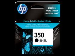 HP - HP 350 CB335EE Siyah Kartuş