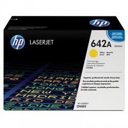 HP - HP CB402A ORJİNAL SARI TONER NO:642A