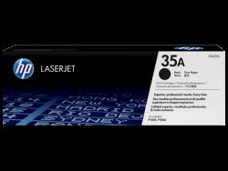 HP - HP CB435A ORJİNAL SİYAH TONER NO:35A