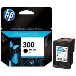 HP - HP 300 CC640EE Siyah Kartuş