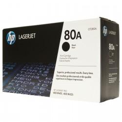 HP - HP CF280A ORJİNAL SİYAH TONER NO:80A