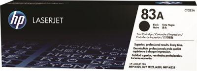 HP CF283A ORJİNAL SİYAH TONER NO:83A
