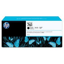 HP - HP CM997A ORJİNAL MAT SİYAH KARTUŞ NO:761