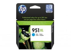 HP - HP 951XL CN046AE Mavi Kartuş