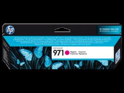 HP - HP CN623AE ORJİNAL KIRMIZI KARTUŞ NO:971