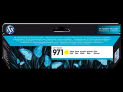 HP - HP CN624AE ORJİNAL SARI KARTUŞ NO:971