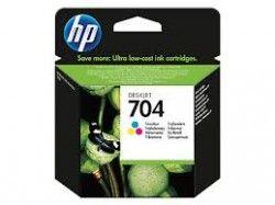 HP CN693AE ORJİNAL RENKLİ KARTUŞ NO:704
