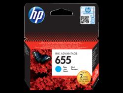HP - HP 655 CZ110AE Mavi Kartuş
