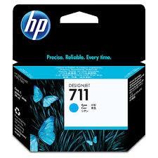 HP - HP CZ130A ORJİNAL MAVİ KARTUŞ NO:711