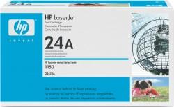 HP - HP Q2624A ORJİNAL SİYAH TONER NO:24A