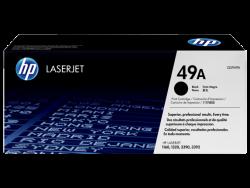 HP - HP Q5949A ORJİNAL SİYAH TONER NO:49A